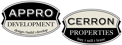 Commercial Property Solutions Newsletter from APPRO Development & CERRON Properties