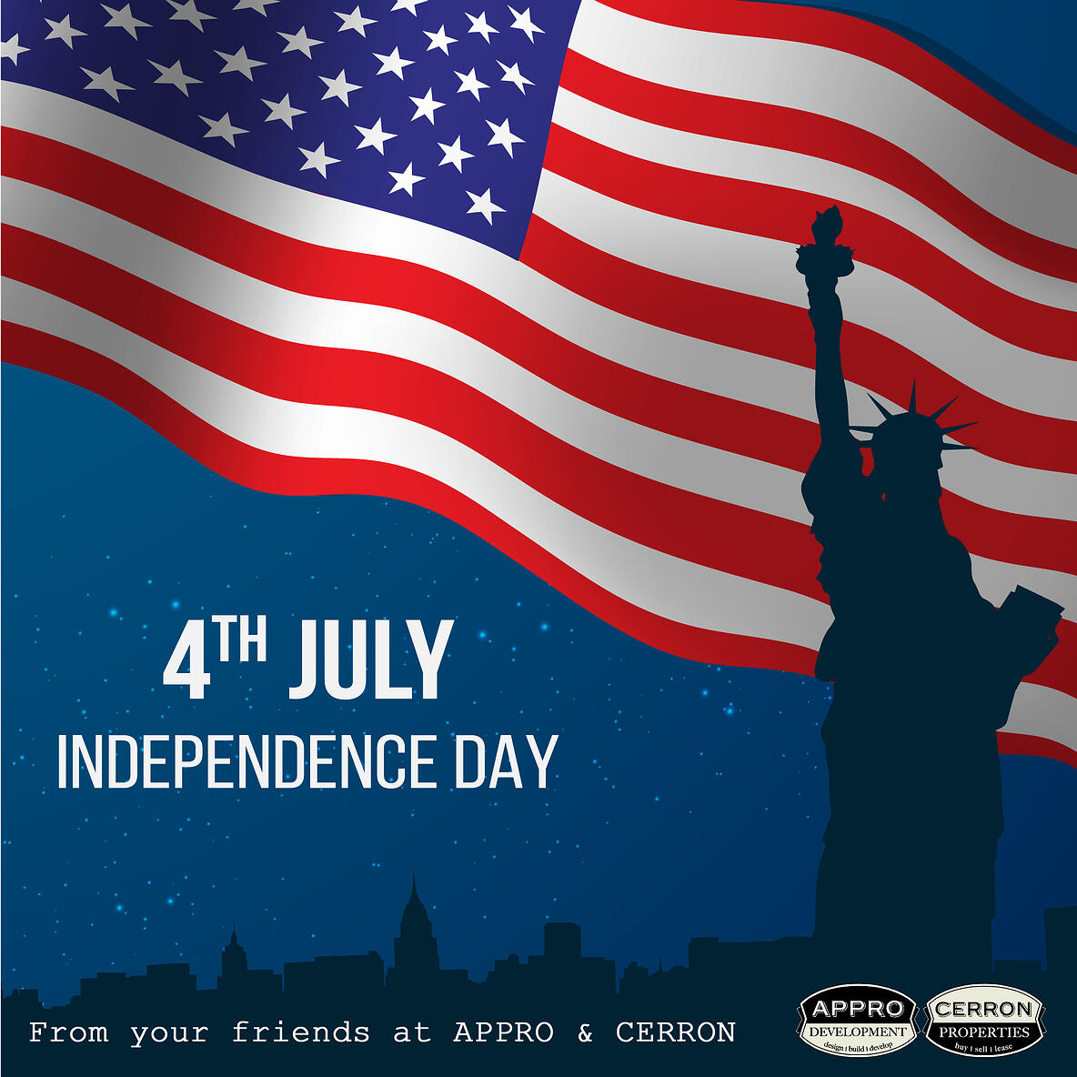 APPRO and CERRON July 4th 2019